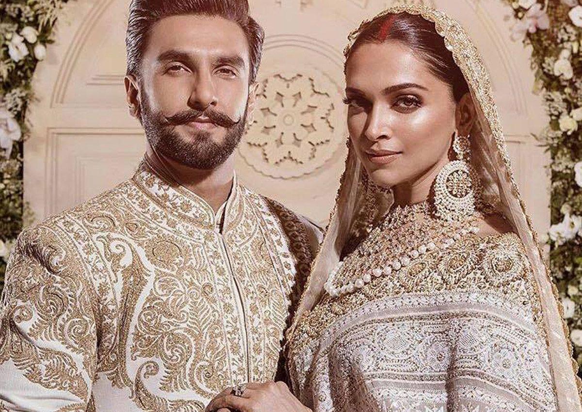 Bollywood Super Couple Deepika Padukone And Ranveer Singh Wedding Gorgeouscouple Deepika Ranveer Indian Wedding Ranveer Singh