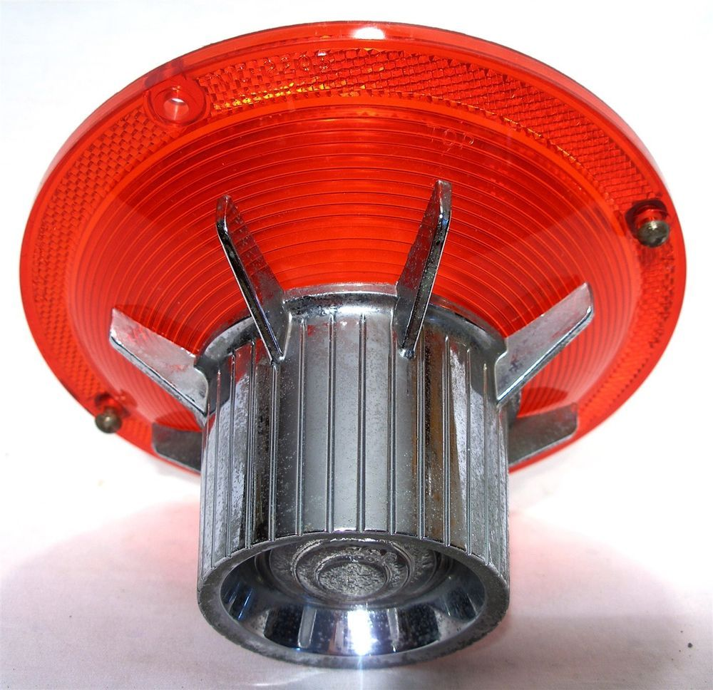 1964 Ford Galaxie 64 Auto Car Tail Light Back Up Lens
