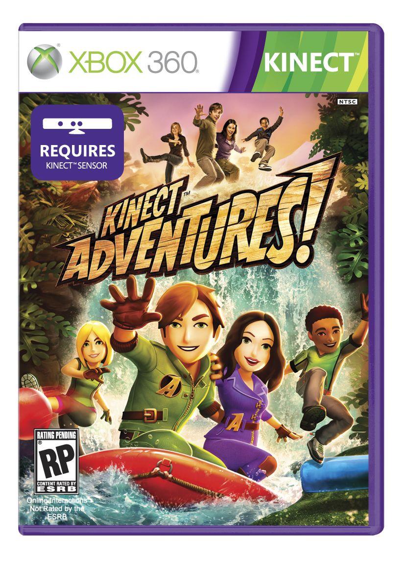 Kinect Adventures Xbox 360 Jogos Jogos Xbox One Xbox 360