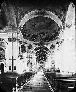 St Gallen Cathedral, Switzerland