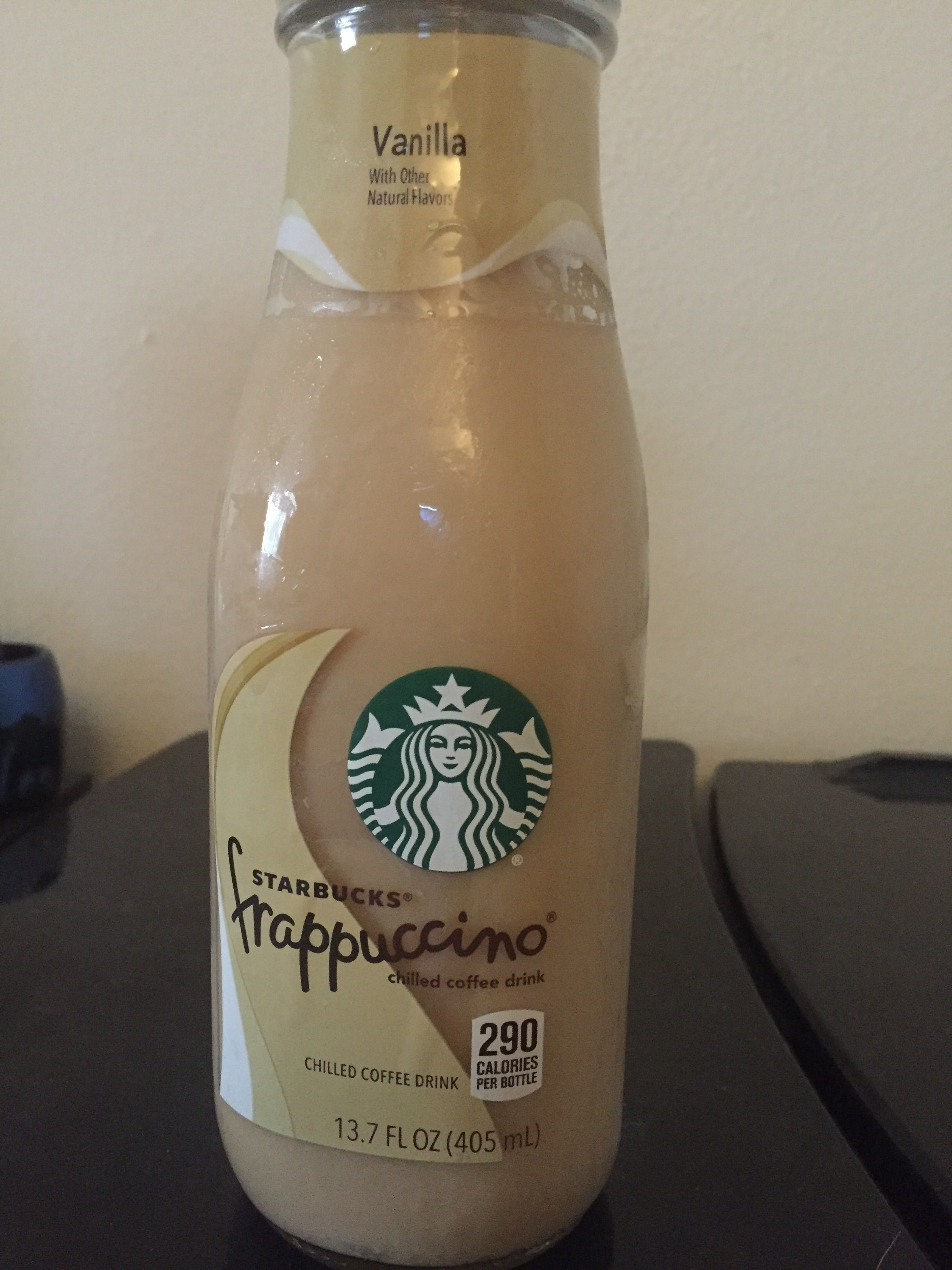 Pin by Cayden on Food ♡ Starbucks frappuccino bottle