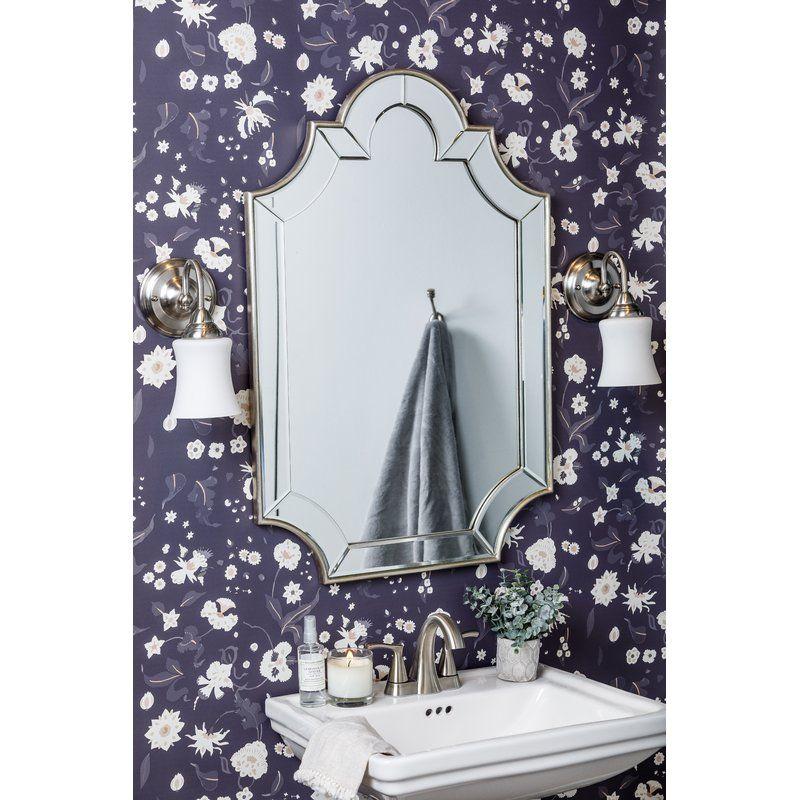 Bienville Modern Contemporary Wall Mirror Mirror Wall Contemporary Wall Mirrors Gold Mirror Wall