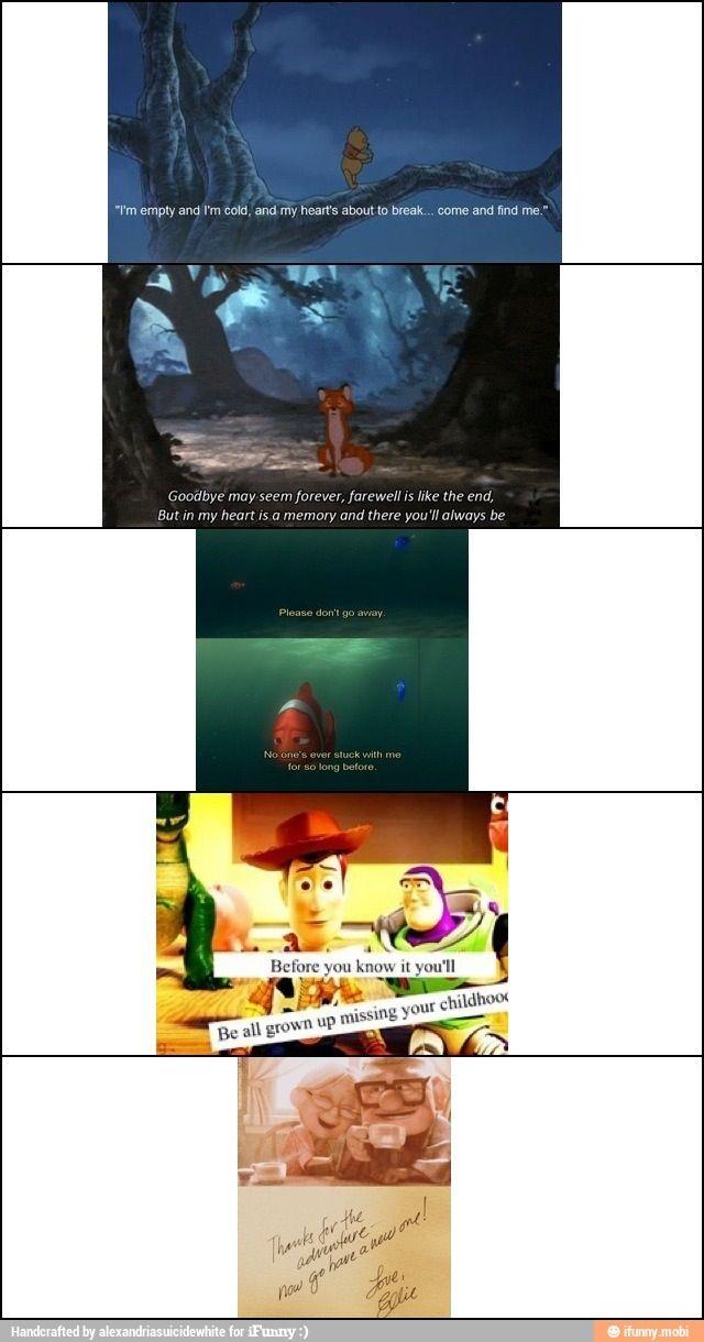 Disney is deep