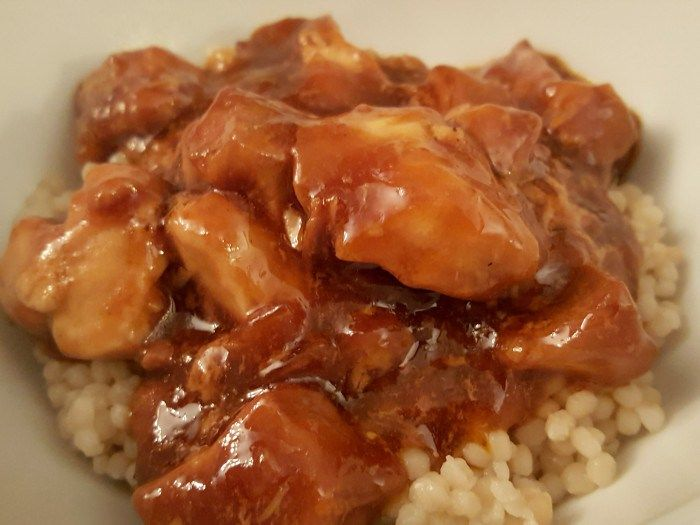 Updated Instant Pot Honey Bourbon Chicken Recipe Tasty Tuesdays