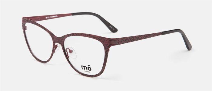 Modelo mó upper 295m c.a pattern burgundy-bla by Multiópticas. Entra en la web y pruébatelas.