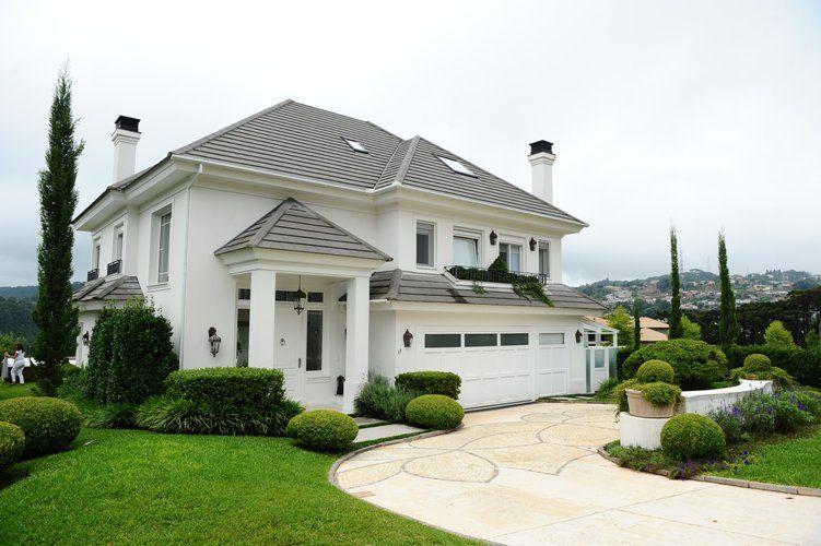 Casa estilo americano pesquisa google maquetes - Fotos de casas americanas ...