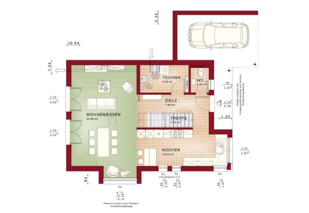 {title} (mit Bildern) Haus grundriss, Moderne häuser mit