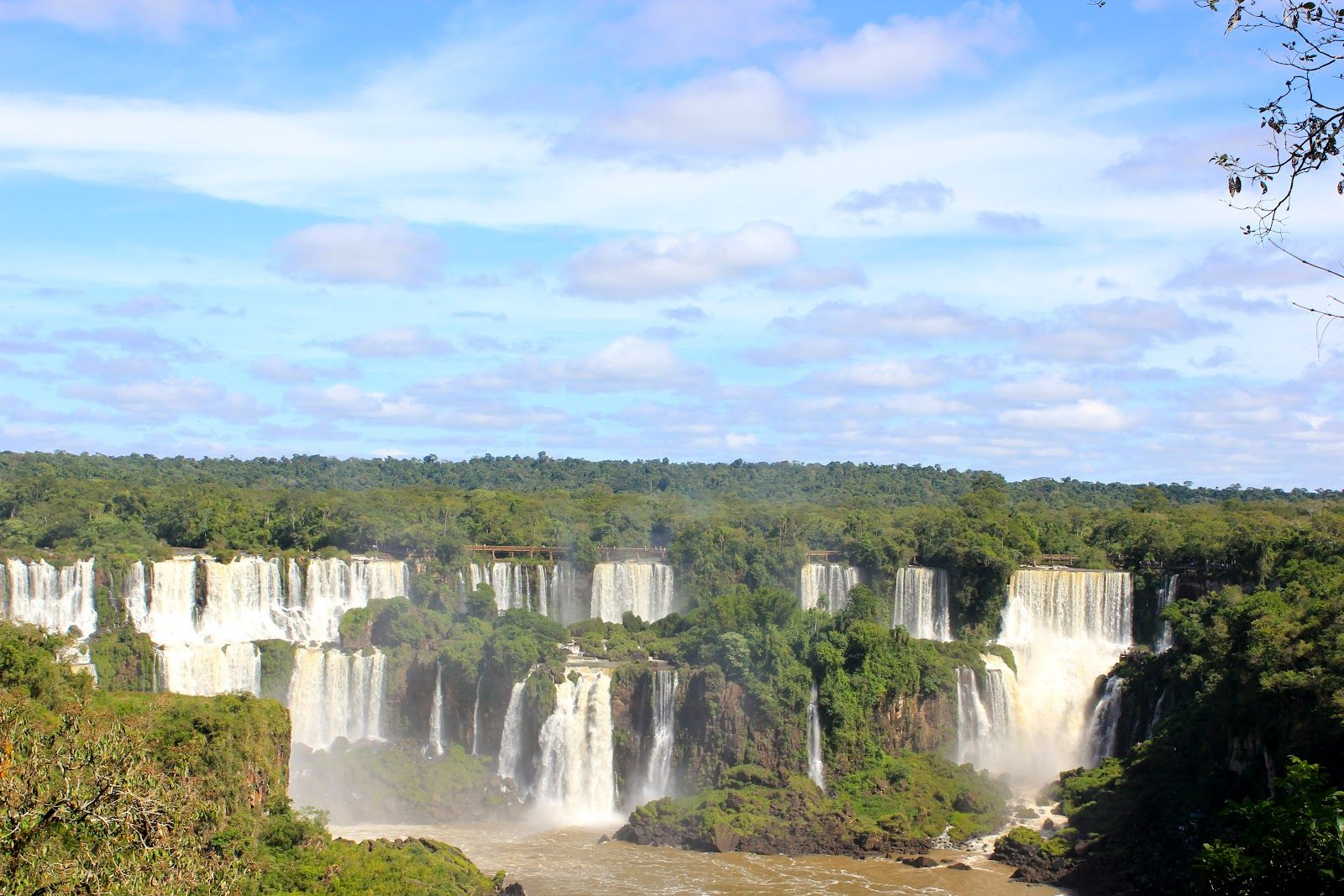 Most Beautiful Places in the World Iguazu Falls
