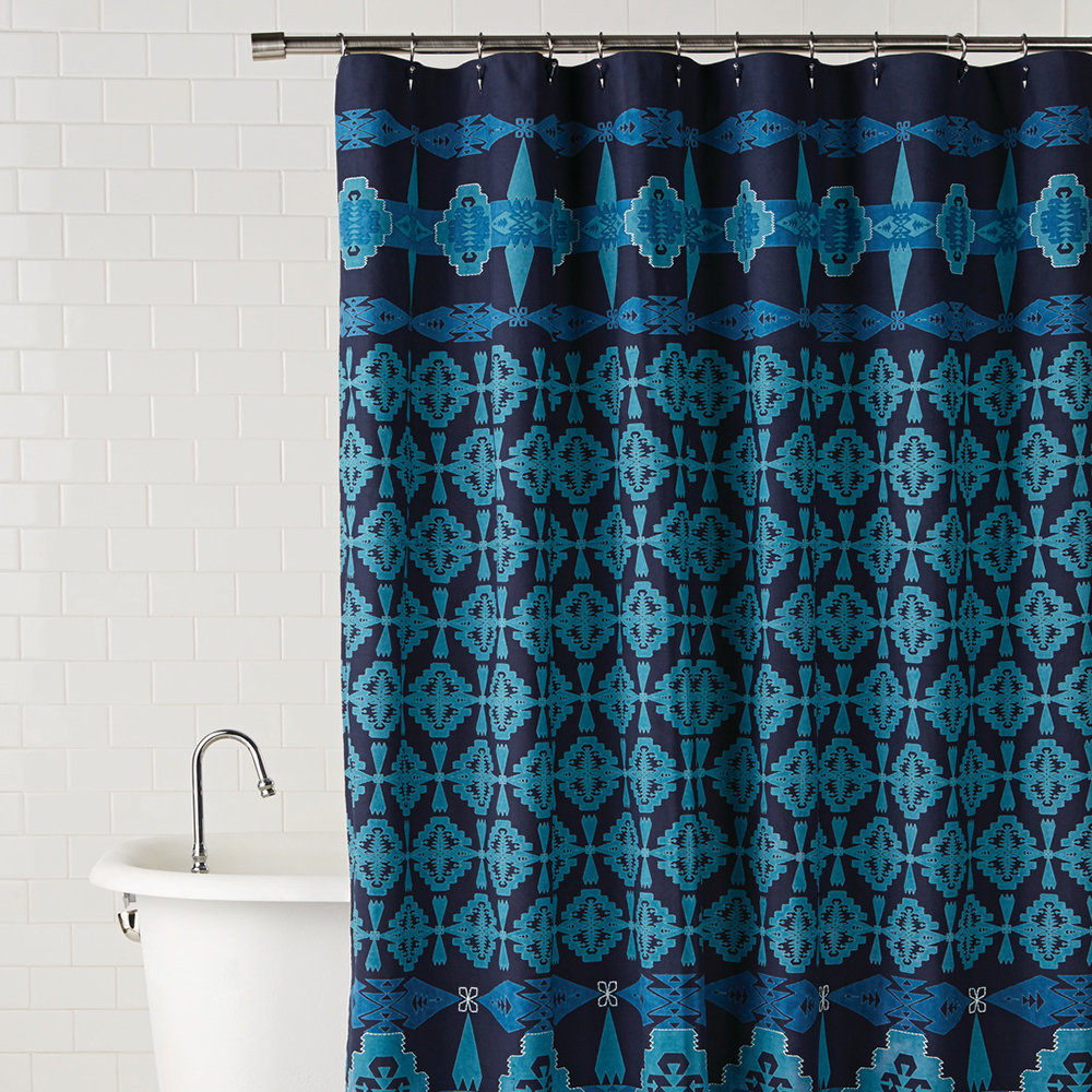 Buy Pendleton Tucson Printed Shower Curtain In 2020 Printed