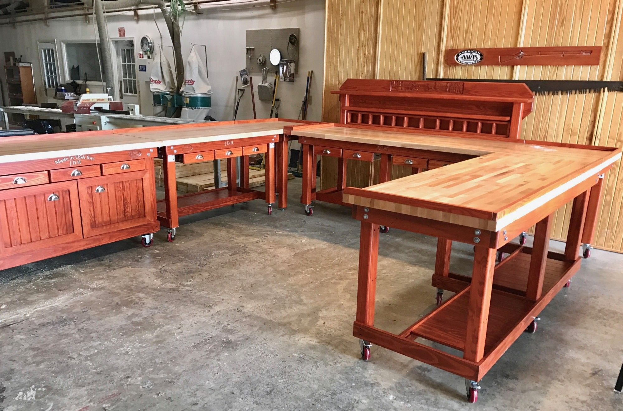 Reload Reloading Bench American Work Bench Made In Usa Reloading Room Pinterest
