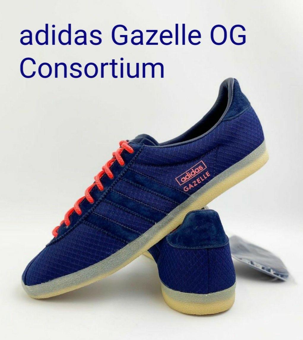 entrada Sociología amanecer  adidas Gazelle OG Consortium 1/390 released in 2010 | Adidas gazelle, Adidas,  Adidas og