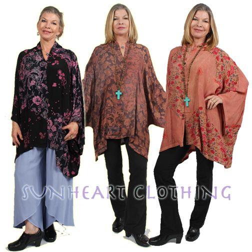 68185801fec bohemian look for plus size women