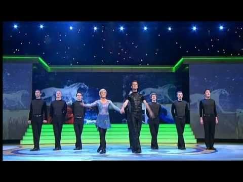Irische Tanzgruppe Irish Stepptanz Rivierance 2009
