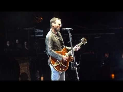 Eric Church Thanksgiving Halftime Performance in Dallas | LIVE 11-24-16 - YouTube