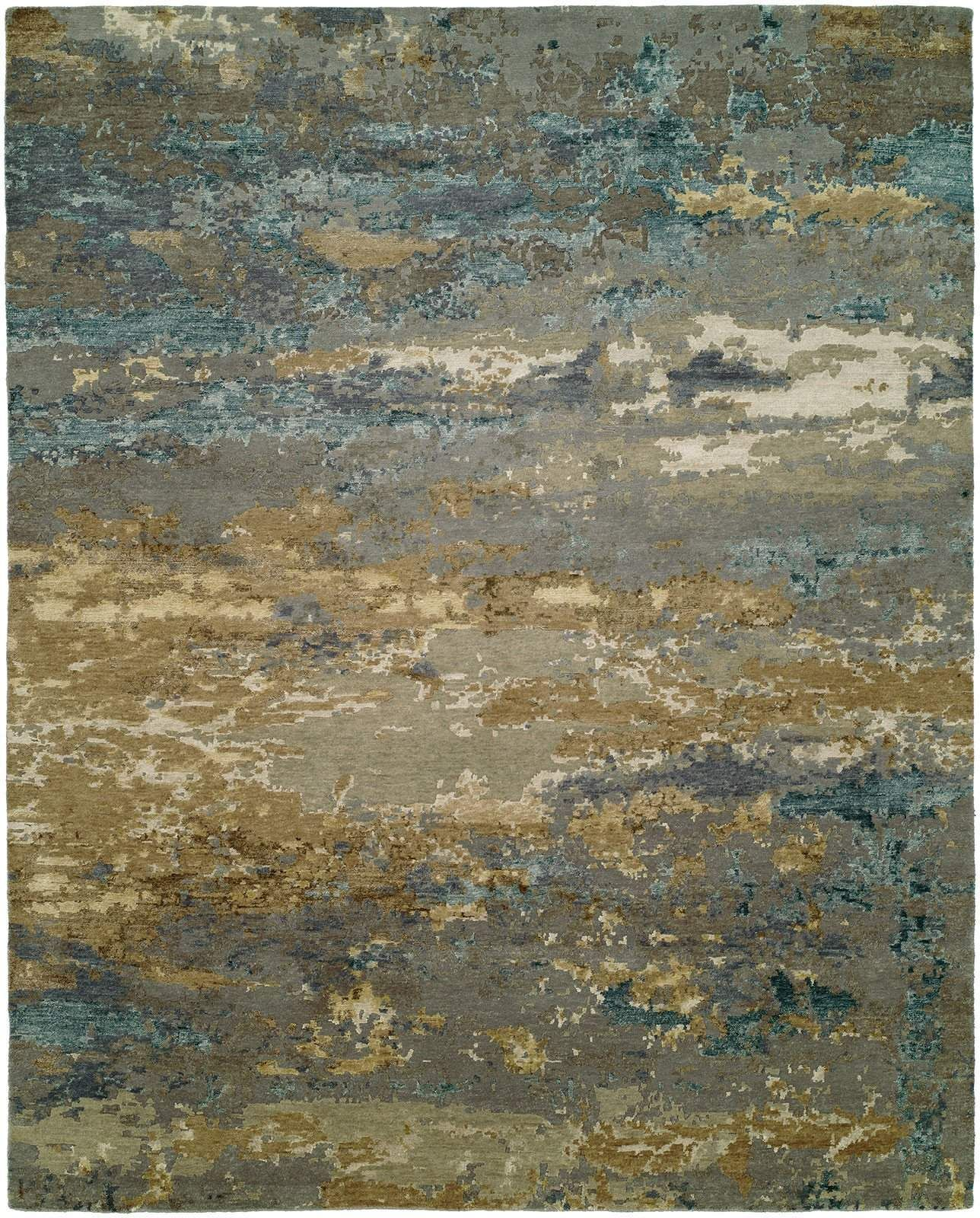 Rosewood Modern Wool Area Rugs In 2019 Products