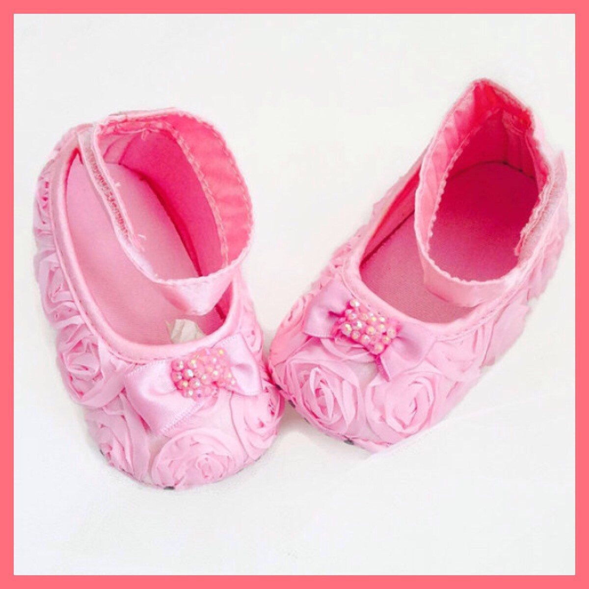A personal favorite from my Etsy shop https://www.etsy.com/listing/205623716/sale-ballet-pink-baby-girls-6-12-months