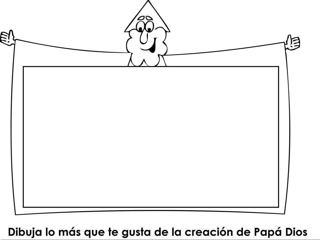 Recurso para #catequesis preescolar. Tema: La creación. www ...