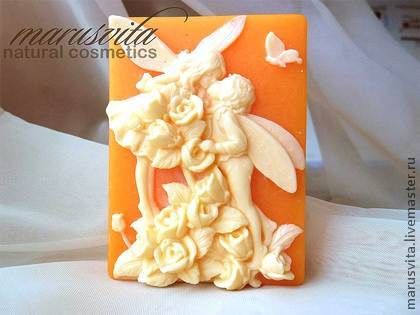 a9dbc6e4f0d0 Мыло Влюбленная Фея - мыло ручной работы,мыло в подарок,мыло сувенирное