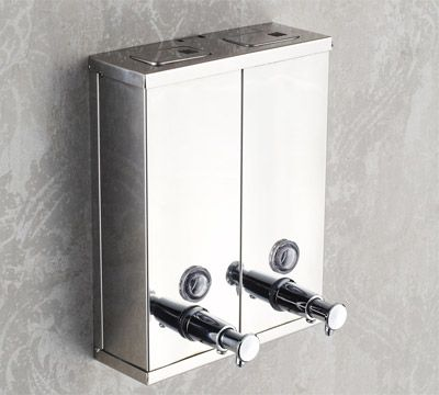 New Stainless Steel Soap Dispenser By Bathroom Accessories Manufacturer China Sanliv