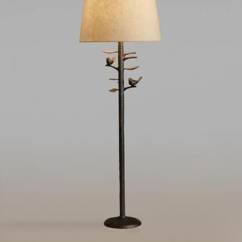 Woodlands Floor Lamp Cost Plus World Market 120 Base Only