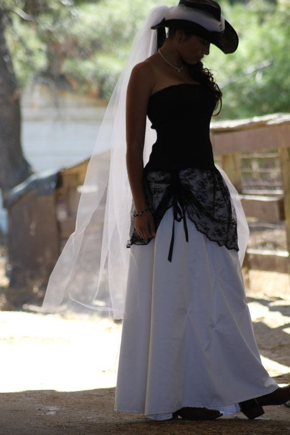 Beautiful Western Theme Wedding Dresses Contemporary - Styles ...