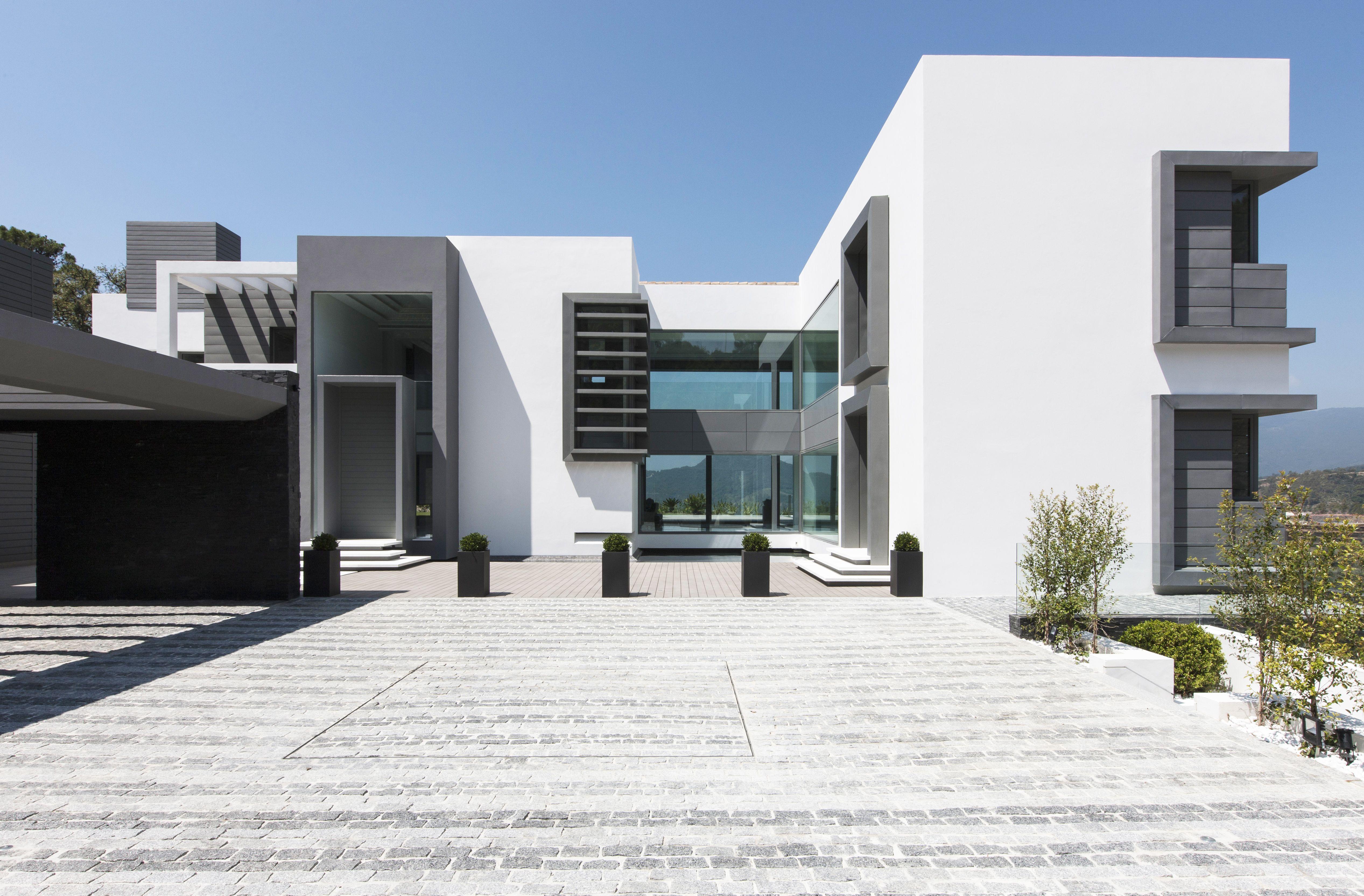 villa arcadio r sidence la zagaleta marbella espagne. Black Bedroom Furniture Sets. Home Design Ideas