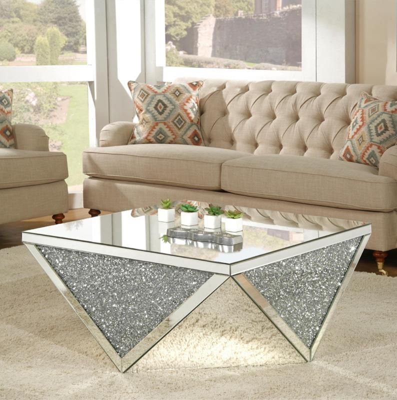 Acme Noralie Coffee Table Decoracion De Interiores Diseno De