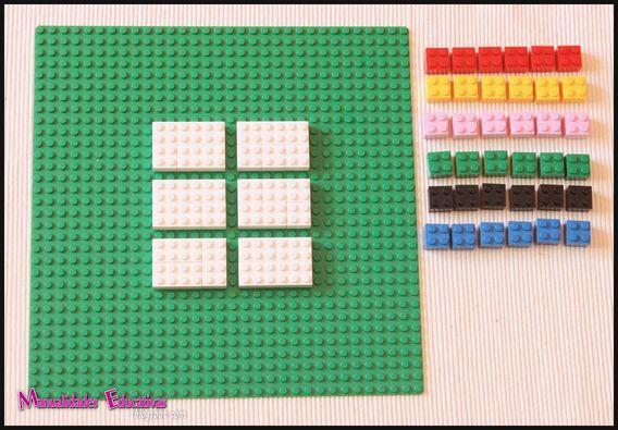 Lego Sudoku : Math
