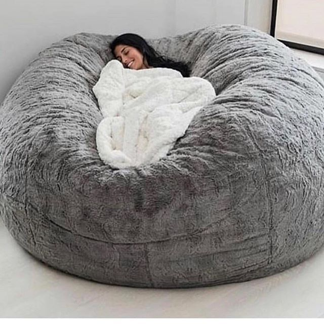 Pin By Crazylizardlady On Homes With Images Bean Bag Chair Cute Room Decor Cozy Room