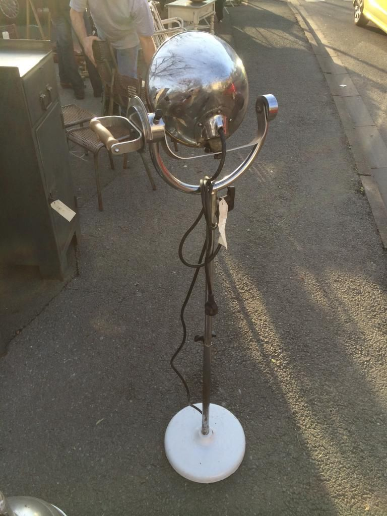 Lampe Sur Pieds Phare De Voiture Ancienne Home Sweet Home