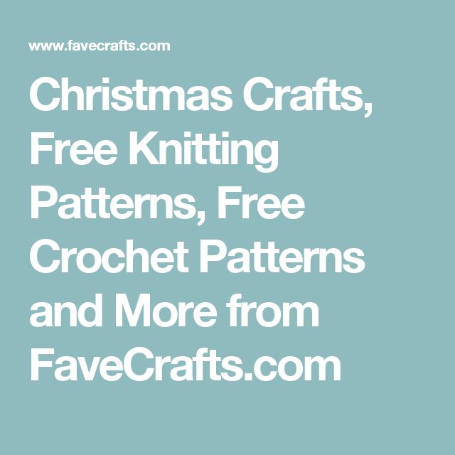favecrafts.com   Crochet patterns, Free crochet pattern ...