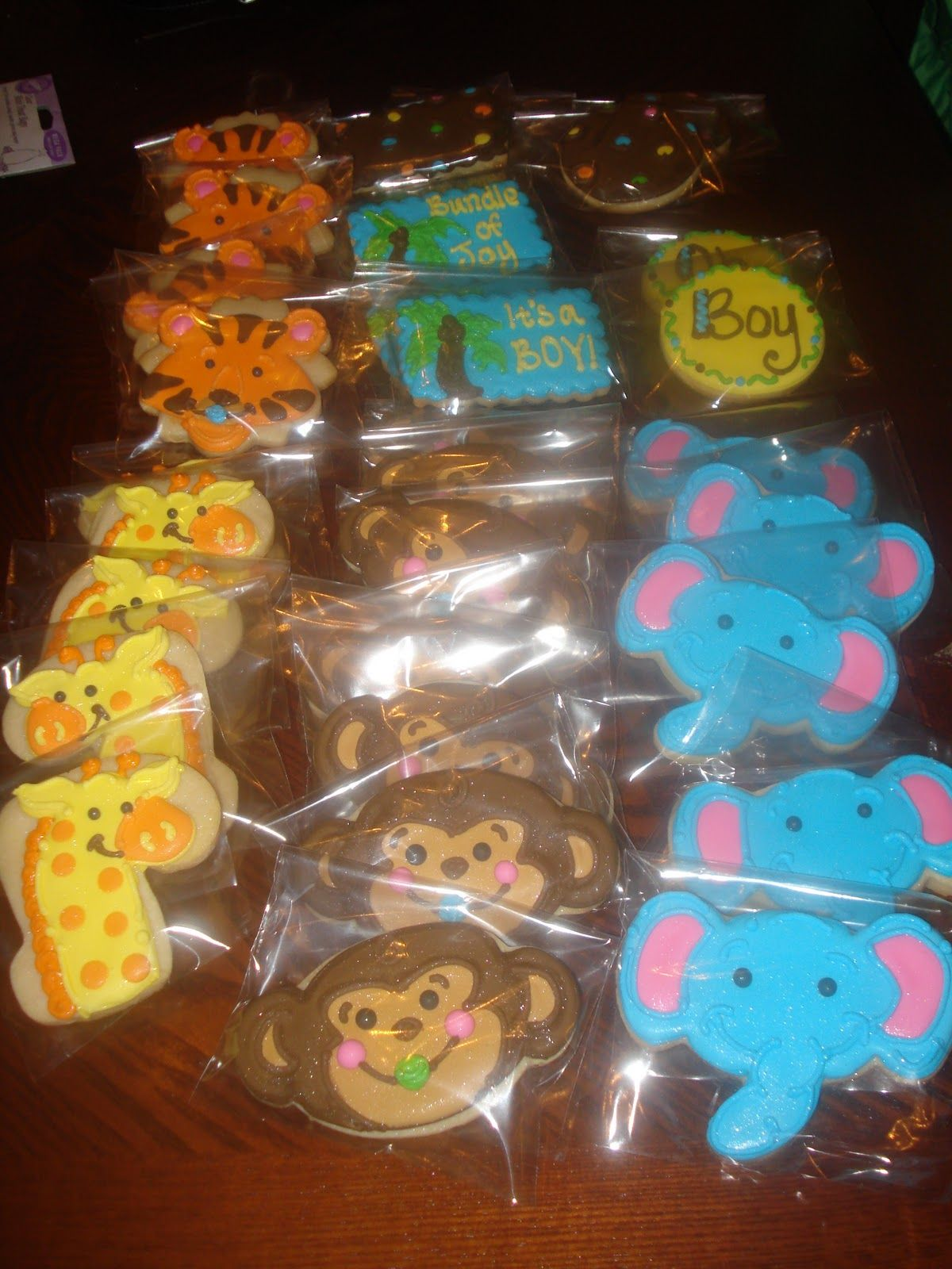 Baby Shower Safari Decorations Images For Boys   ... Shower Decorations  Between Ali Bee