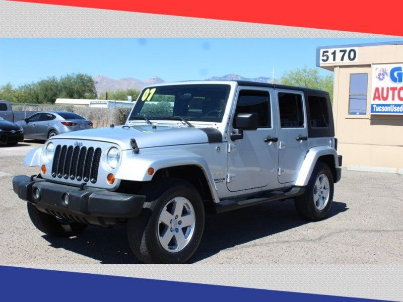 2007 Jeep Wrangler Sahara Goliath Auto Sales Llc Auto Dealership