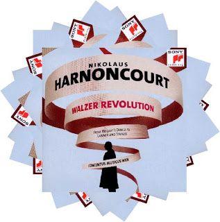 Nikolaus Harnoncourt Walzer Revolution  Concentus Musicus Wien  Sony, 2012