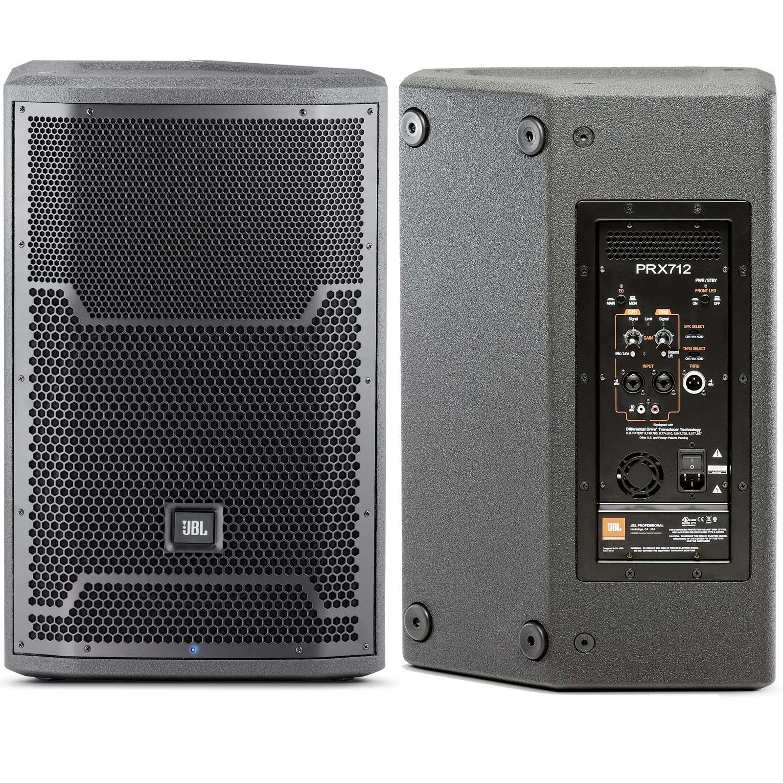 Jbl Prx712 Jbl Bluetooth Speakers Dj Equipment