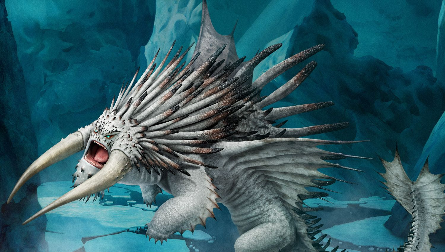 Bewilderbeast White By Frie Ice On Deviantart How Train Your Dragon How To Train Your Dragon Dragon