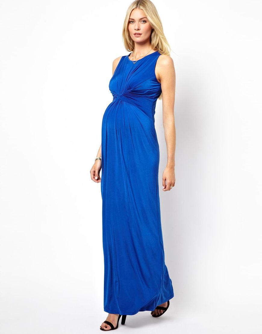 Ball Claw Ring Maternity Dresses