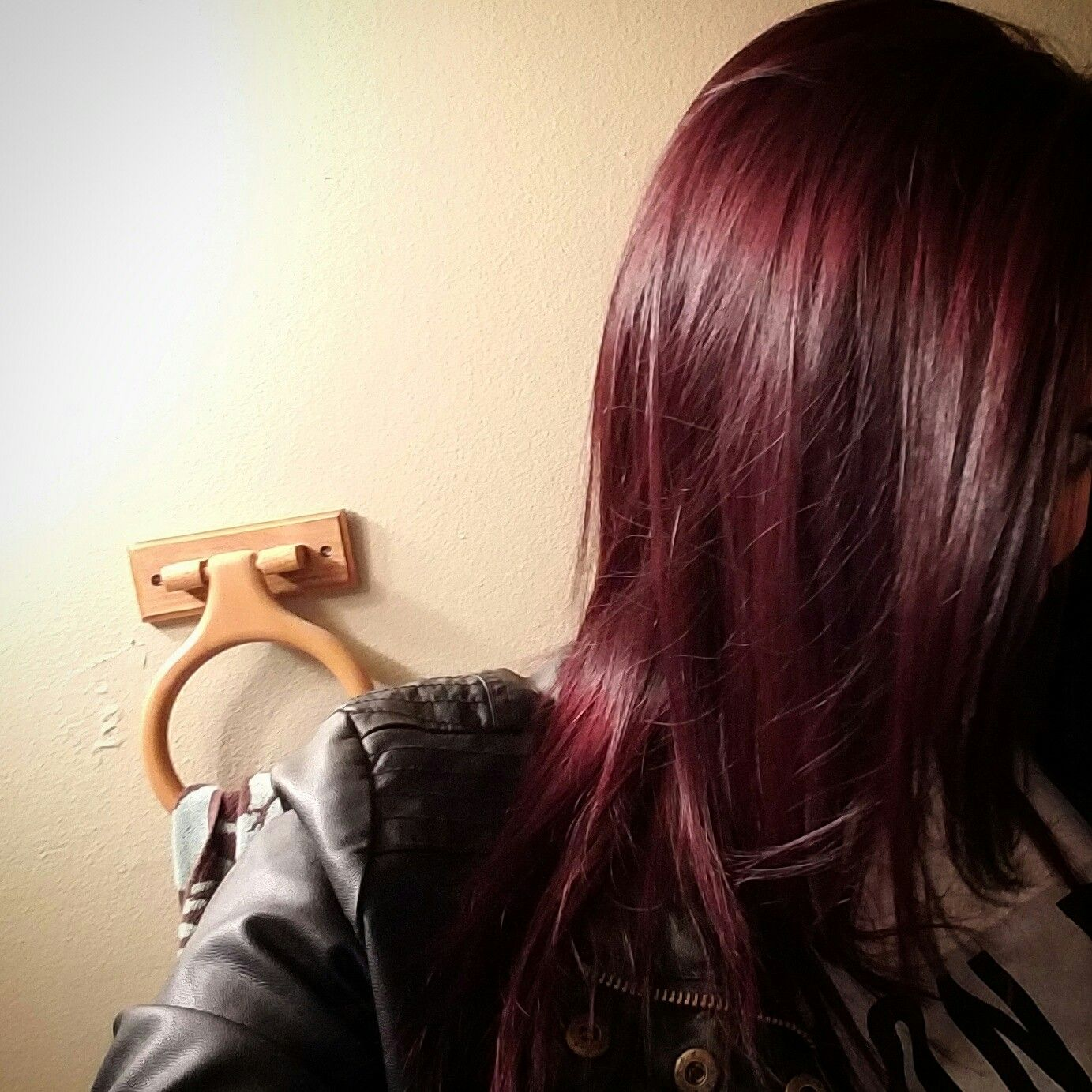 Chocolate cherry hair | Hair | Pinterest | Chocolate cherry hair ...