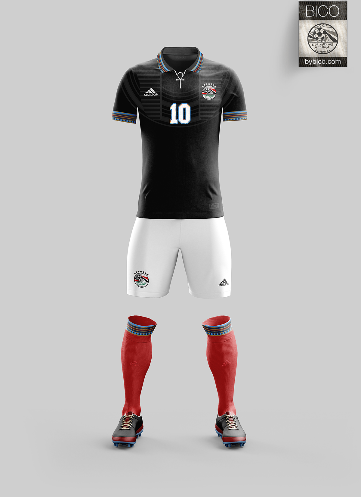 84092090f Egypt National Team concept kit. A new look for The Pharaohs: Print and  colors