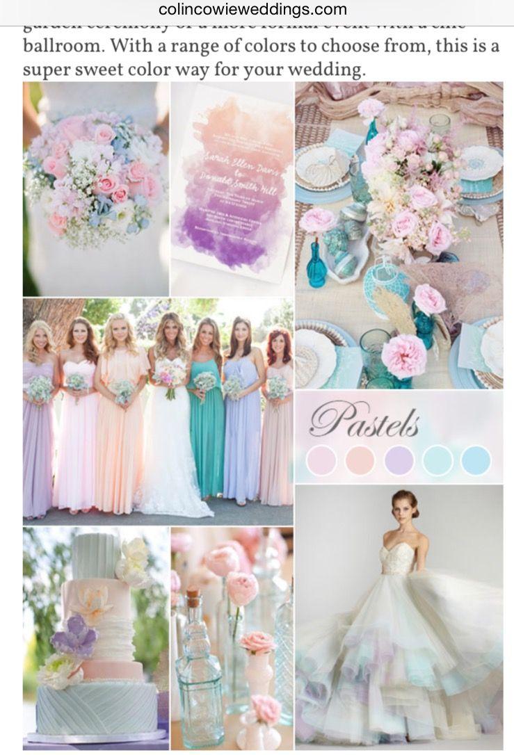 Pin by Tisha C. on Colour palettes | Pinterest | Wedding, Wedding ...