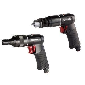 Husky Drill Impact Driver Air Tool Combo Kit Husky Http Www Amazon Com Dp B00asctgtg Ref Cm Sw R Pi Dp Cloqsb1dvyqhs49k