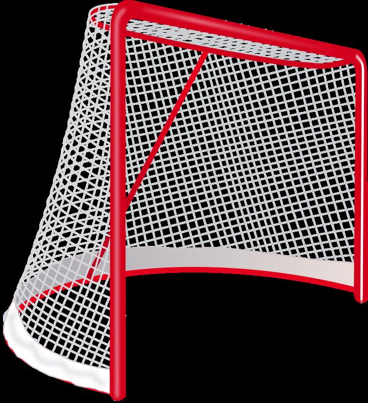 Hockey Goal Clipart Hockey Goal Hockey Nets Clip Art