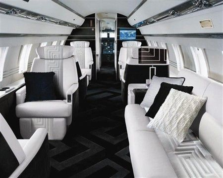 Guide Aircraft Interior Design Private Jet Interior Luxury