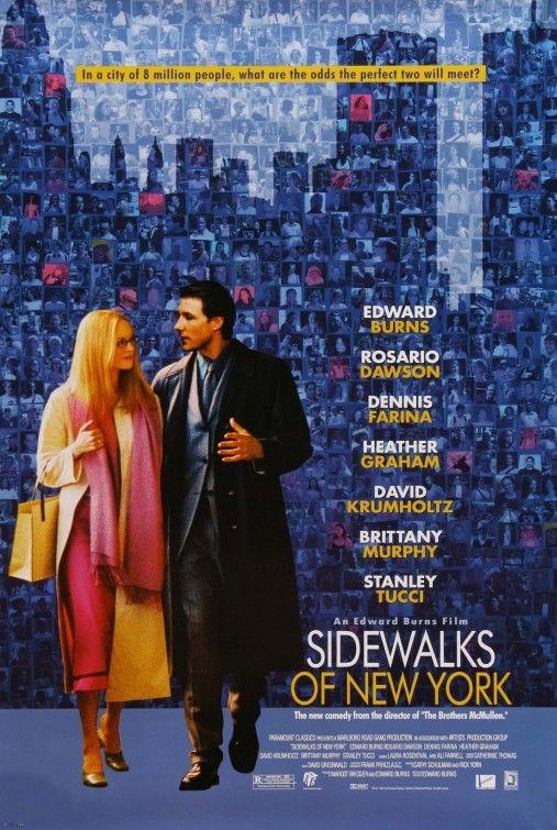 Sidewalks of New York (2001) | New york movie, Edward
