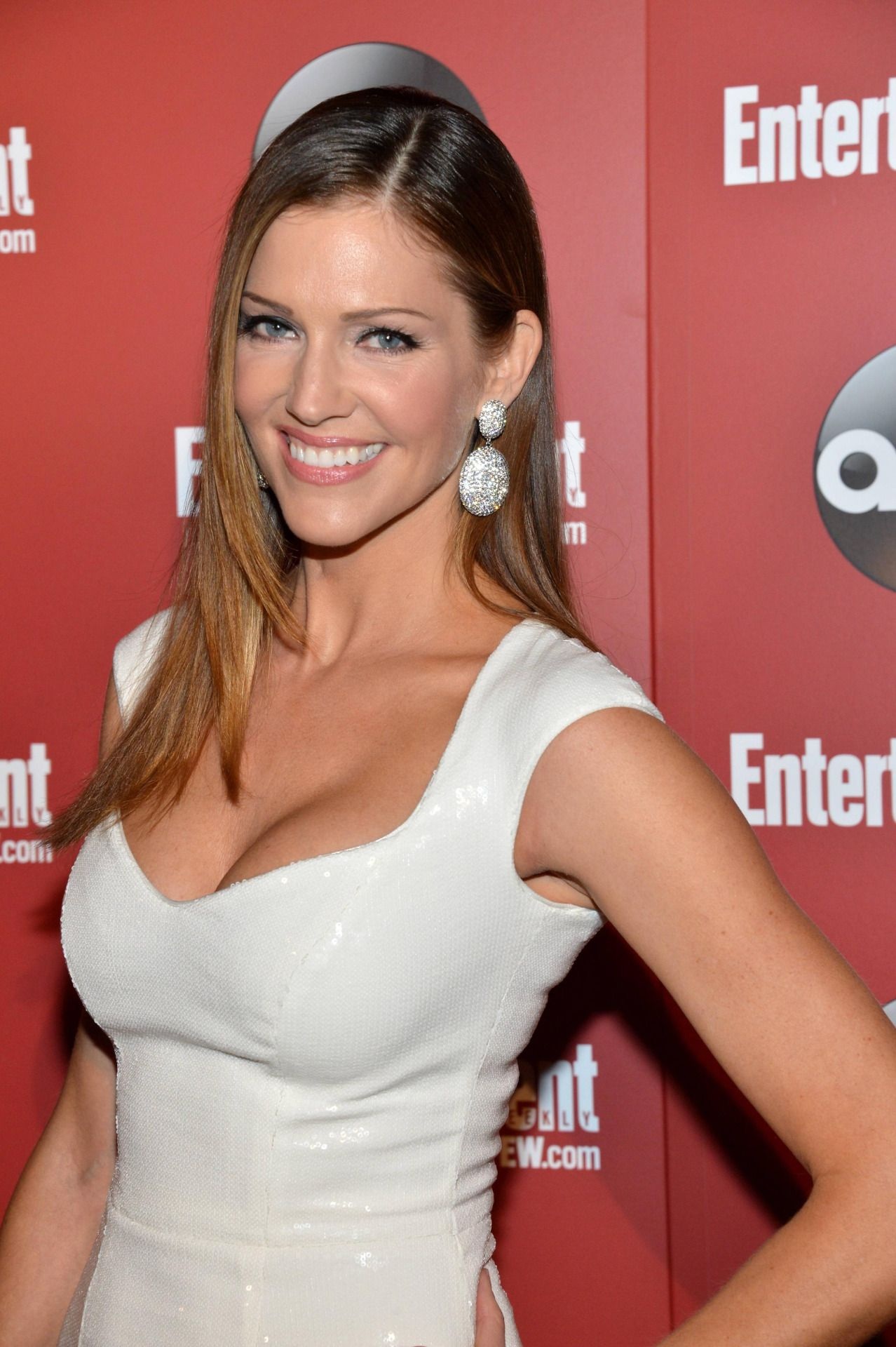 Cleavage Tricia Helfer nude photos 2019