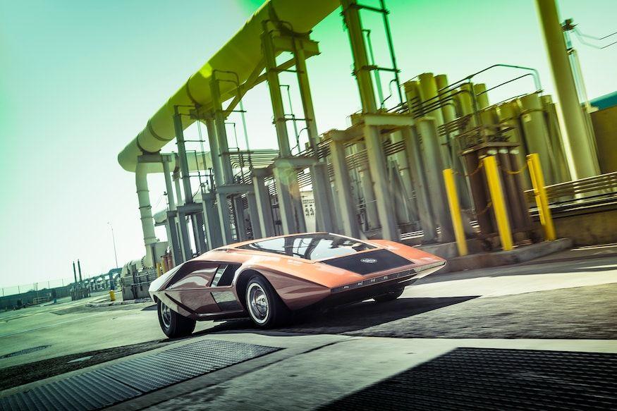 By Design Lancia Stratos Zero In 2020 Automobile Concept Cars
