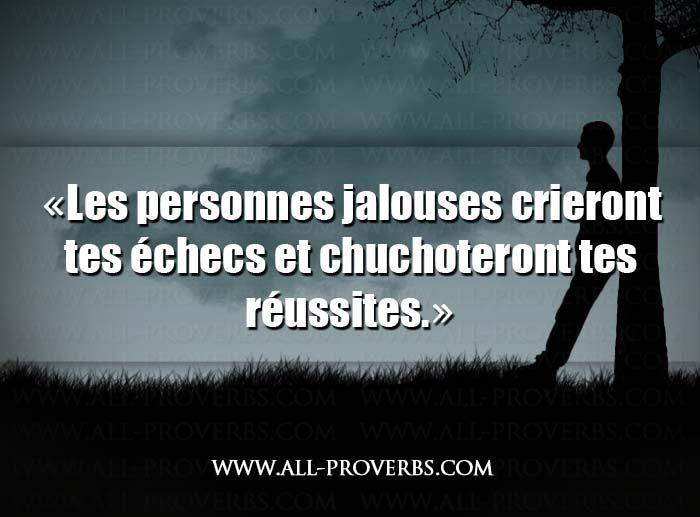 Citation Contre Les Jaloux Forumhulp