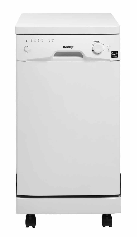 Danby Ddw1801mwp Portable Dishwasher Portable Dishwasher