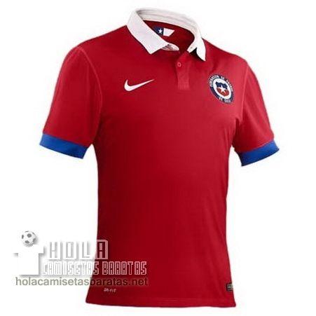 Camiseta Tailandia Chile 2016 €20.5