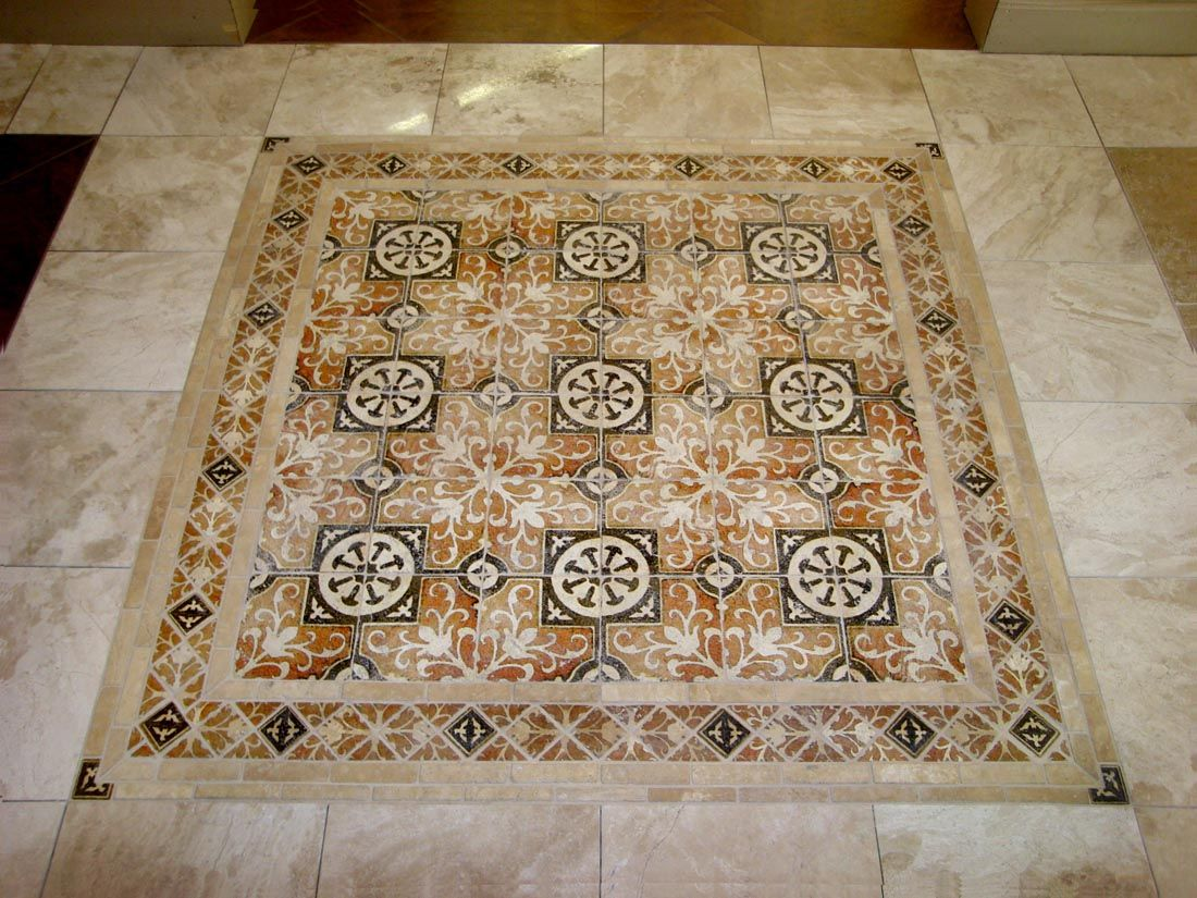 Kitchen Patterns And Designs Kitchen Floor Tile Designs What Types Of Flooring Give The Best